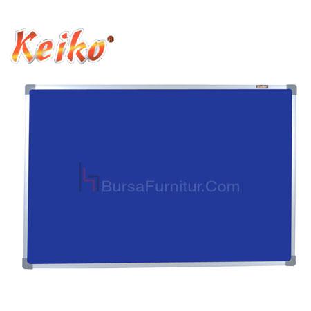 softboard bludru biru